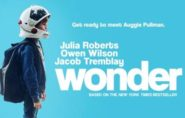 Wonder (PG) 1hr 53min