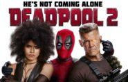 Deadpool 2 (MA15+) 1hr 59min