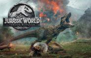 Jurassic World: Fallen Kingdom (CTC)