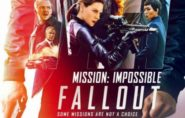Mission: Impossible – Fallout [M] 2hr 27min