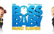 Boss Baby;Family Business 1hr 48mins