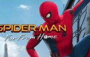Spiderman:far from home (M) 2hr 9mins