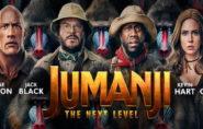 Jumanji; Next Level (PG) 2hr 3mins