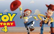 Toy Story 4 (G) 1hr 40mins