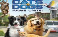 Cats and Dogs 3: Paws Unite (G) 1hr 24mins