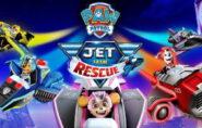 Paw Patrol:Jet to the rescue (G) 56mins