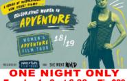 Women's Adventure Film Tour (G)